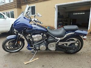2006 Yamaha Road Star Warrior Custom