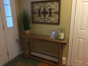 Hallway/Sofa table
