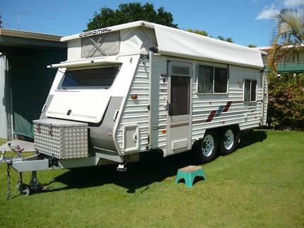 Immaculate SEKA 535 Pioneer Off-road Caravan Maroochydore Maroochydore Area Preview
