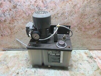 Mecafluid Lubrication System Tank Bp 130 Type Gr.200.lpme01 Skf.564.0.09 Traub