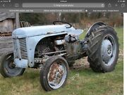 Wanted Fergi tractor parts Swan Hill Swan Hill Area Preview