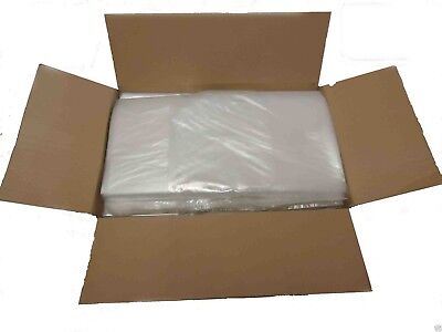 50 Clear Refuse Sacks Bags for Rubbish Scrap/Waste Large 18