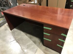 Amazing Wooden Executive Desk