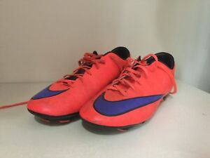 Size 9 Nike Mercurial Soccer Cleats