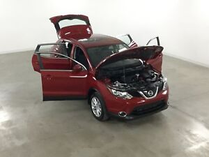 2018 Nissan Qashqai SV 4WD Toit Ouvrant*Mags*Camera Recul*