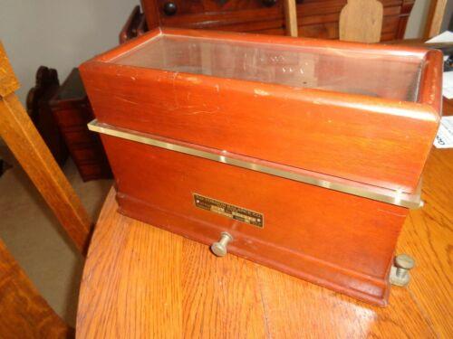 Antique Apothecary Pharmacy Scale Torsion Balance Company NY Model 96626