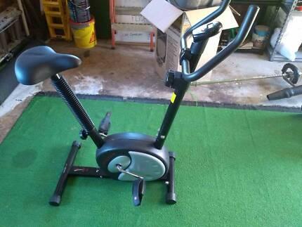 exercise bike like new