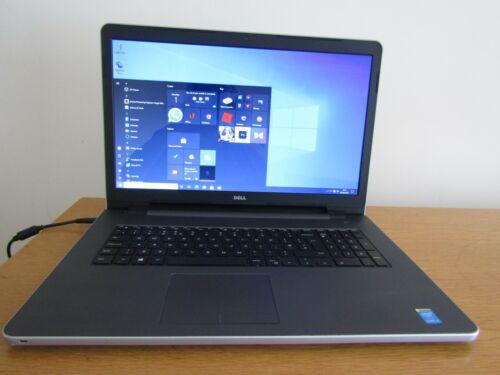 "Laptop Windows - Dell Inspiron 5758 17"" Laptop Windows 10 Professional"