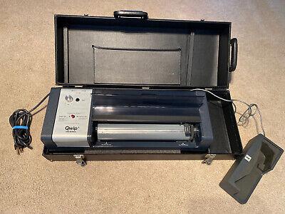 Exxon Qwip 1200 - Series Transceiver Facsimile Fax Machine - Vintage - 1975-85