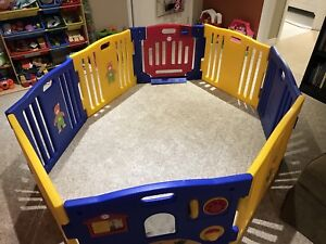 Baby Diego Play Pen & Activity Center