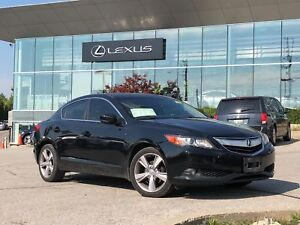 2013 Acura ILX PREMIUM PKG/LEATHER/ROOF/BACK UP CAMERA