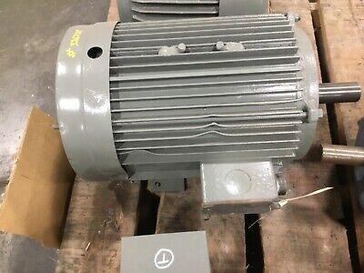 Electric Motor 10-20 Hp 3 Phase 480v 1797 Rpm 3267sr