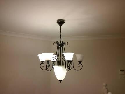 14 second hand ceiling light fitting ceiling lights gumtree light fittings aloadofball Choice Image