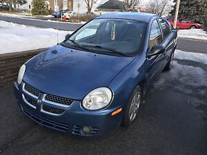 Dodge neon 2004 sx2.0 negociable