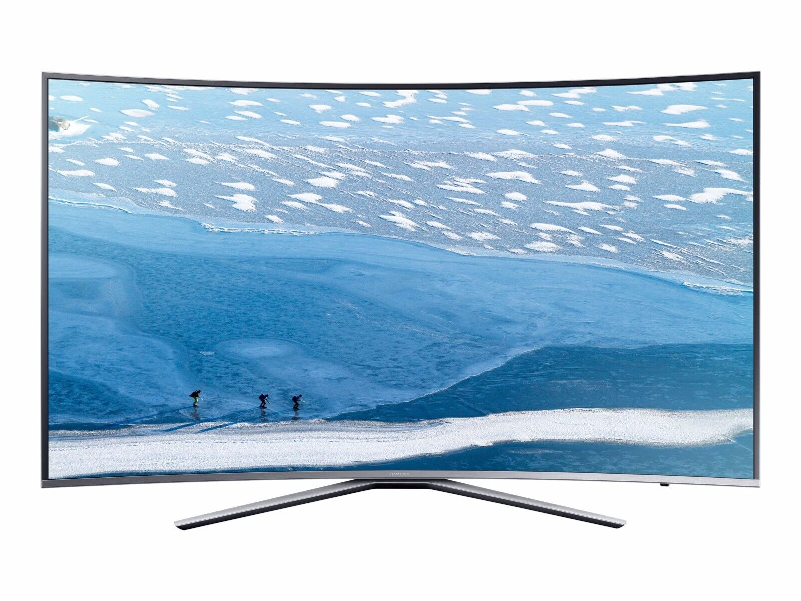 TV LED Samsung Smart UE43KU6500 Ultra HD 4K Curvo Televisore 43