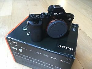 Sony Alpha 7 DSLR GREAT CONDITION (Body Only) Sydney City Inner Sydney Preview