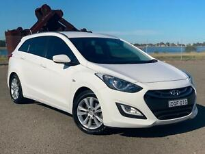 2013 Hyundai i30 Active Tourer 1.6 GDi - FINANCE TAP Mayfield East Newcastle Area Preview