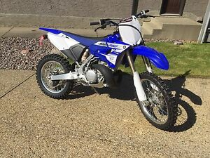 2016 YZ250X only a few rides