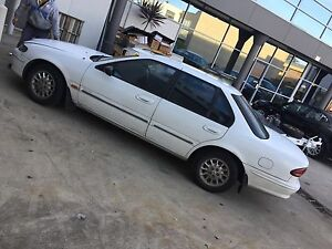 Ford Fairmont ghia luxury log/petrol auto rego. Pay in 6 weeks. Northmead Parramatta Area Preview
