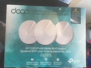 Deco Ac 1300 whole home wi-fi system