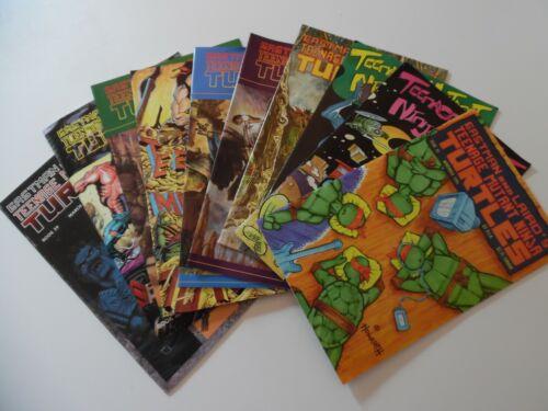 Mirage Studios Teenage Mutant Ninja Turtles - 10 comic lot