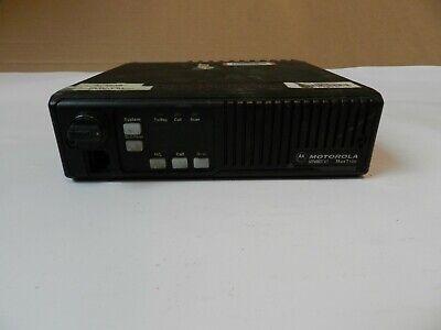 Motorola Maxtrac 2-way Radio D35mwa5gb5ak