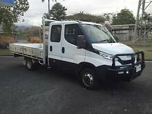 IVECO DAILY 50C 17/18 Daily Dual Cab Tray Glanmire Gympie Area Preview