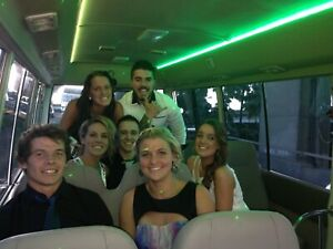 Best Party Bus Hire, late night pick ups, BYO Drinks,