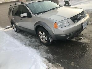 FORD FREESTYLE 2007 SEL AWD