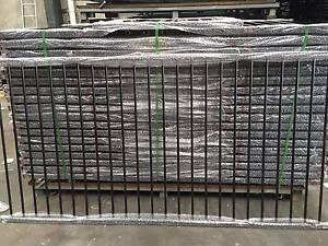 Pool Fencing Panels 1200x2400 Certified-Steel Arndell Park Blacktown Area Preview
