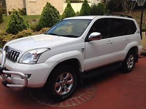 2009 Toyota LandCruiser Wagon Lisarow Gosford Area Preview