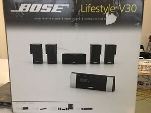 Bose Lifestyle V30 Home Sound System West Moonah Glenorchy Area Preview