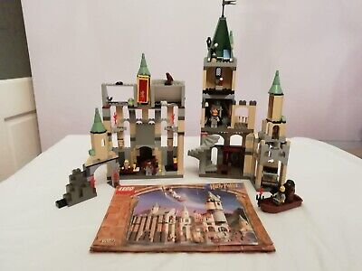 Lego Harry Potter Hogwarts Castle 4709 original from 2001