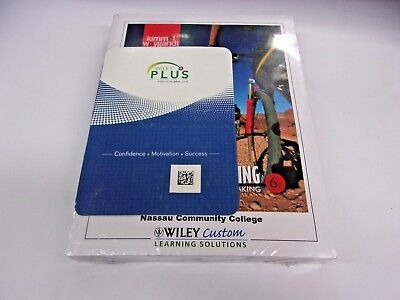 Financial Accounting 6Th Edition For Nassau Community College