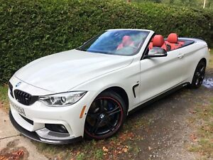 Transfert location bmw 435 xi cabrio m package 2