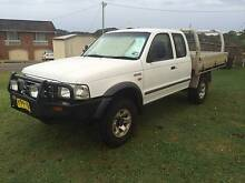 2003 Ford Courier Ute Port Macquarie 2444 Port Macquarie City Preview