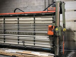 1270 automatic super cut holzher vertical saw