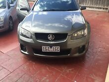 2011 Holden Commodore Ute SS Thunder 6sp Manual! Brunswick Moreland Area Preview