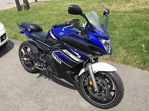 REDUCED - 2013 Yamaha FZ6R