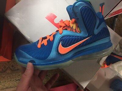 5151c304db81 New Nike Zoom LeBron IX 9 China Size 9.5