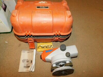 Sokkia C32 Automatic Level With Carry Case 22x