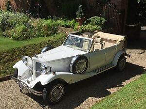 Beauford Wedding Car, vintage Wedding Car Hire, classic Wedding Cars wedding car