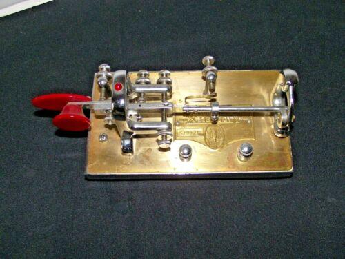 VibroPlex Telegraph Key 374675