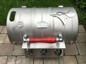 Toronto Blue Jays BBKeg - Portable Gas Grill
