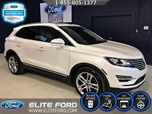 Lincoln MKC 2.3l écoboost, awd, cuir, toit pano, gps 2015