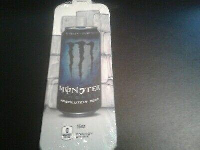 10pack Royal Vendors Soda Vending Machine 16oz Monster Absolutely Zero Vend Tab