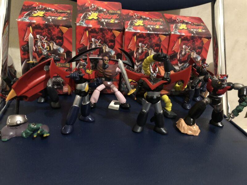 Mazinger Z  Complete Set (9 Pcs)
