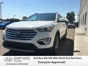 2016 Hyundai Santa Fe XL LTD FULLY LOADED!!
