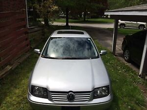 2001 VW Jetta for parts or project car