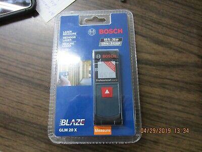 Bosch Glm 20 X Bosch